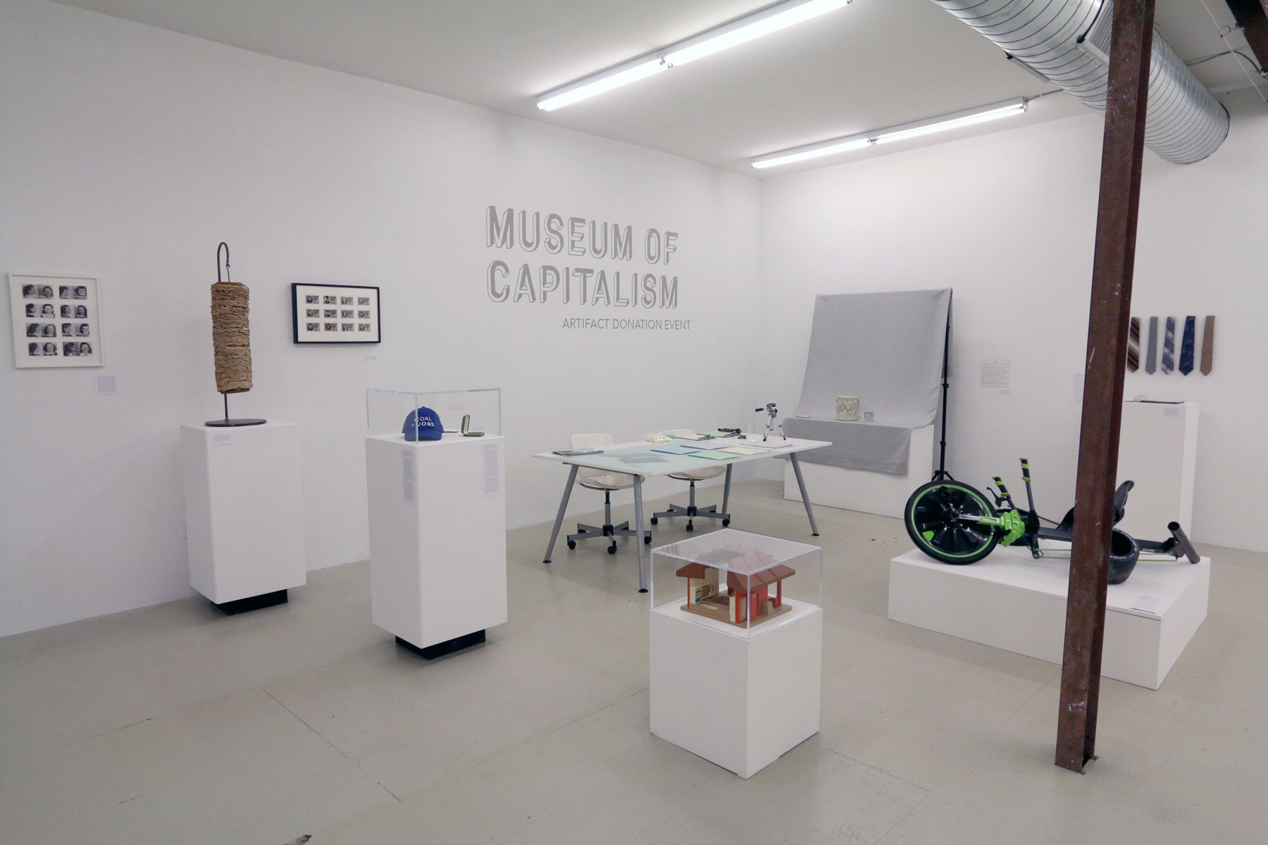 MUSEUM OF CAPITALISM EVENTS